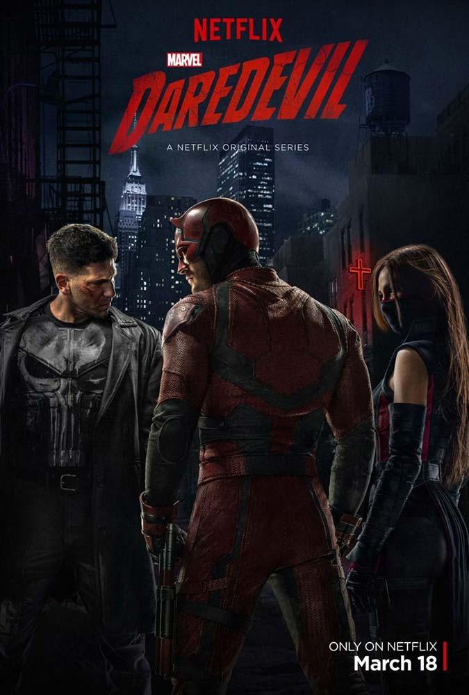 Daredevil Temporada 2 Completa HD 1080p Latino