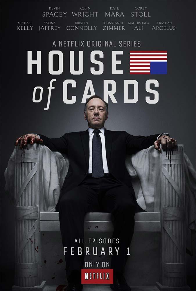 House of Cards Temporada 1 Completa HD 1080p Latino
