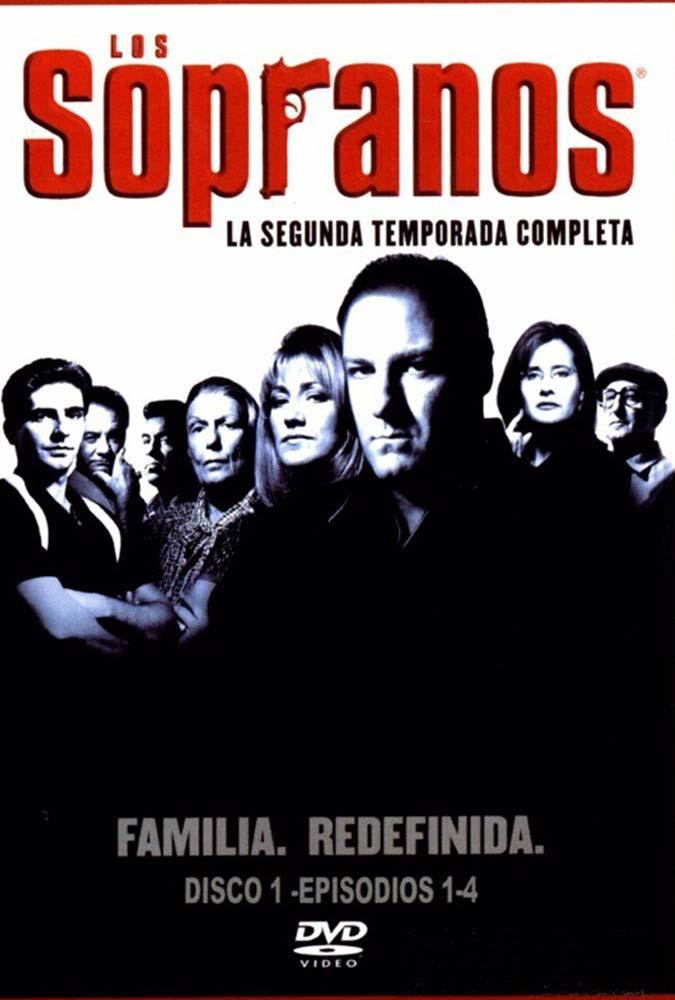 Los Soprano Temporada 2 Completa HD 1080p latino