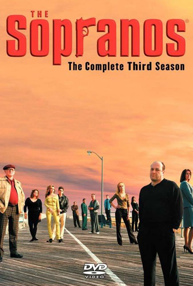 Los Soprano Temporada 3 Completa HD 1080p latino