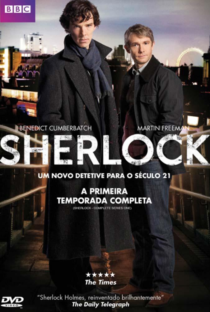 Sherlock Temporada 1 Completa HD 720p Latino