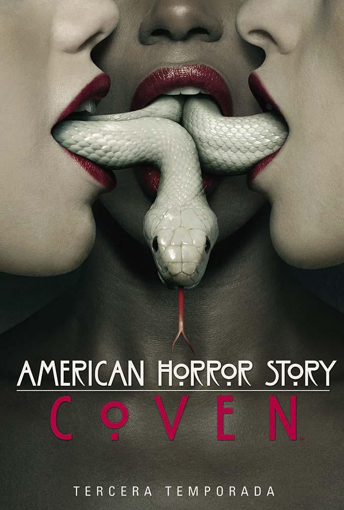 American Horror Story Temporada 3 Completa HD 1080p Latino
