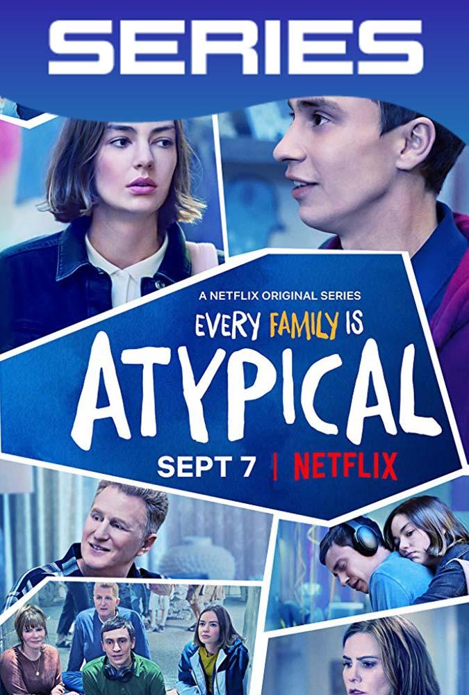 Atypical Temporada 2 Completa HD 1080p Latino