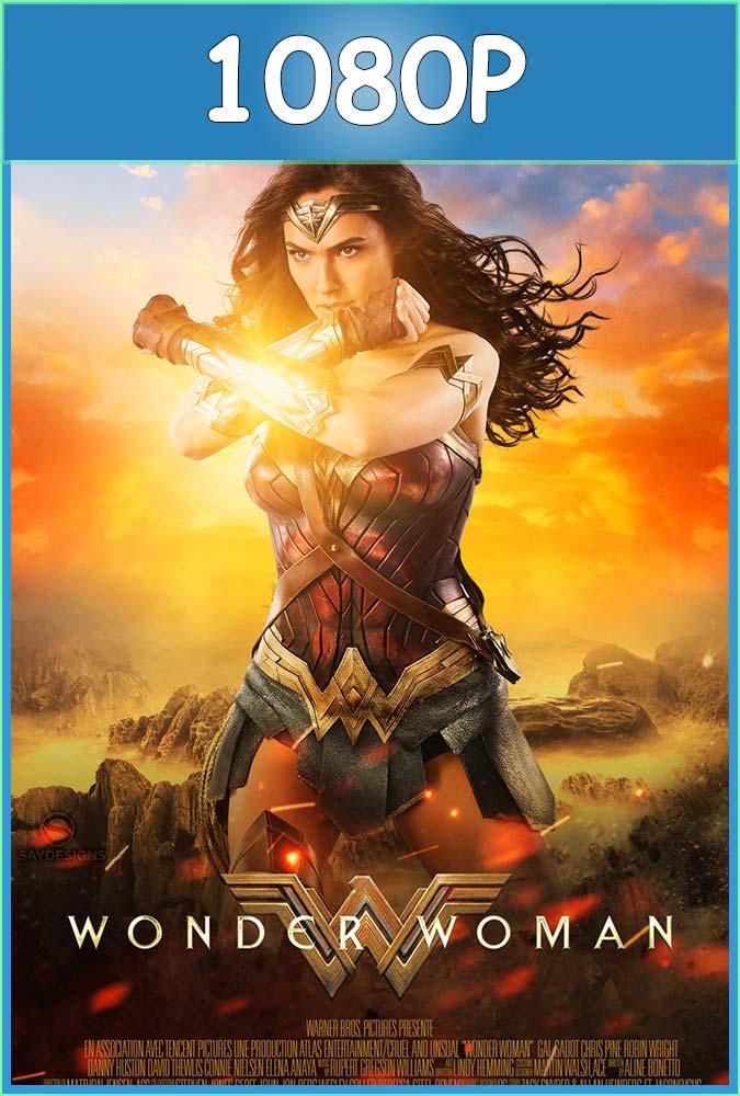 Mujer Maravilla (2017) HD 1080p Latino