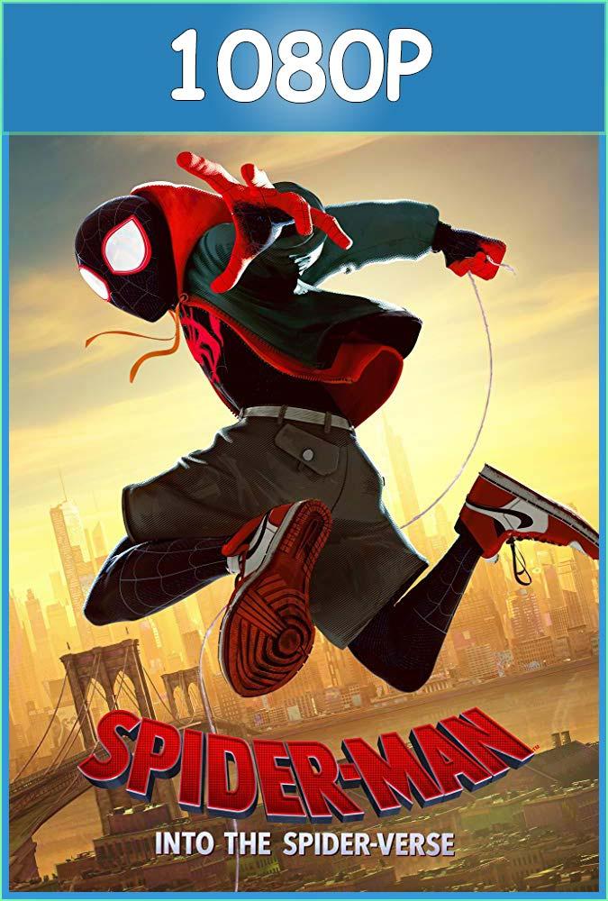 Spider-Man Un nuevo universo (2018)