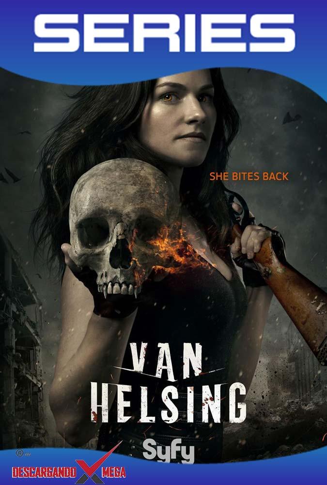 Van Helsing Temporada 1 Completa HD 720p Latino