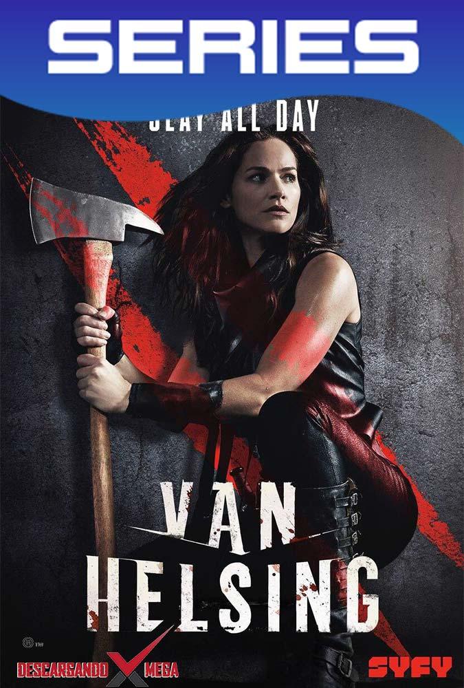 Van Helsing Temporada 2 Completa HD 720p Latino