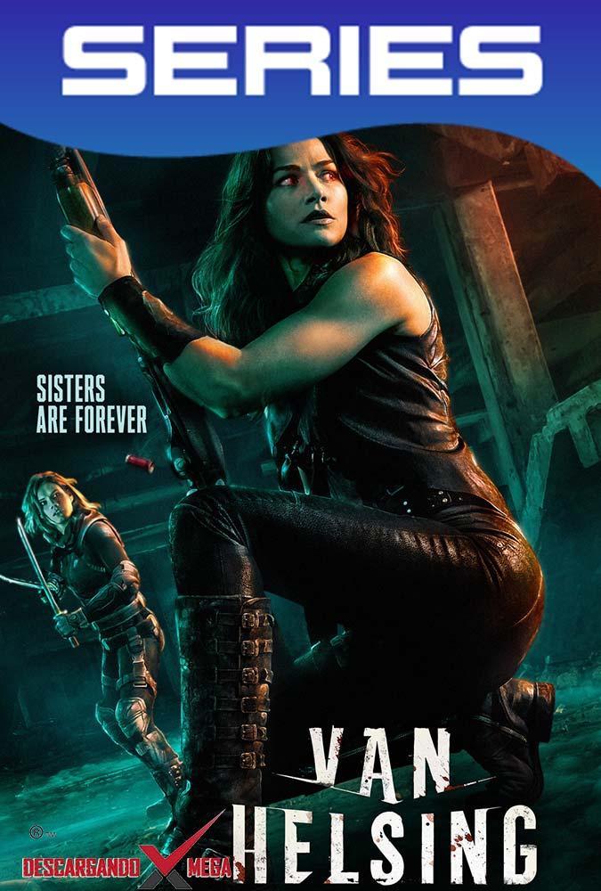 Van Helsing Temporada 3 Completa HD 720p Latino