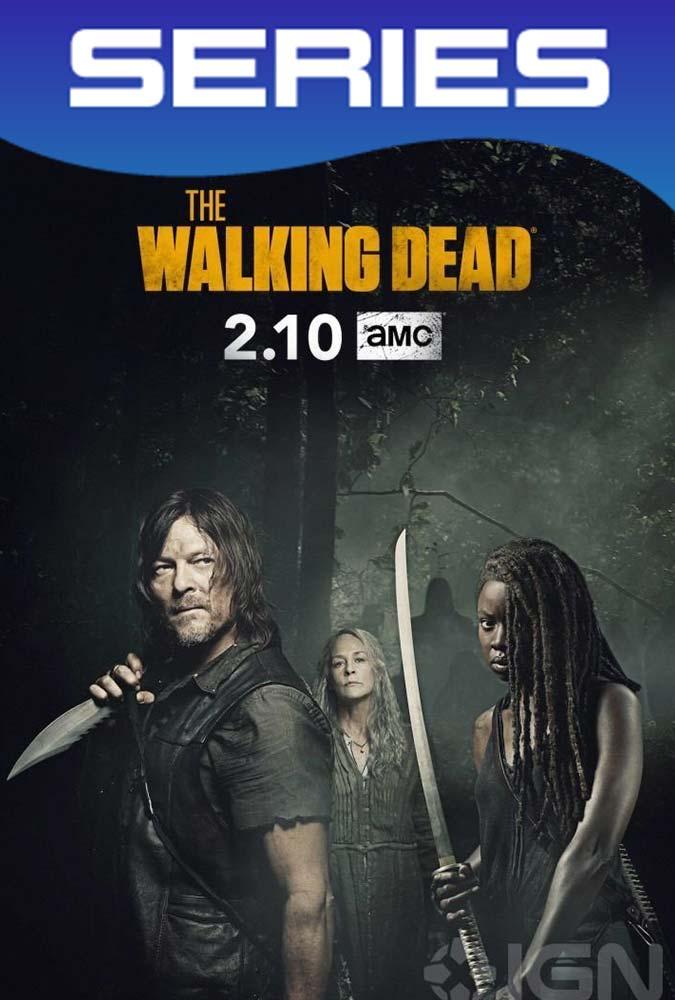 The Walking Dead Temporada 9 Completa HD 1080p Latino
