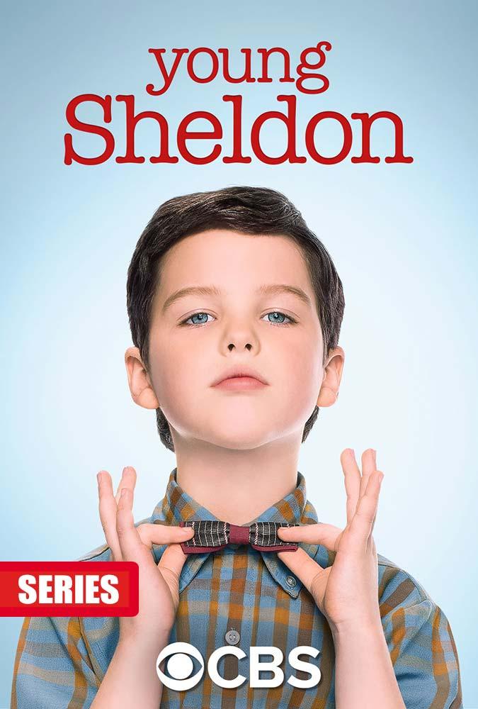 Young Sheldon Temporada 1 Completa HD 720p Latino