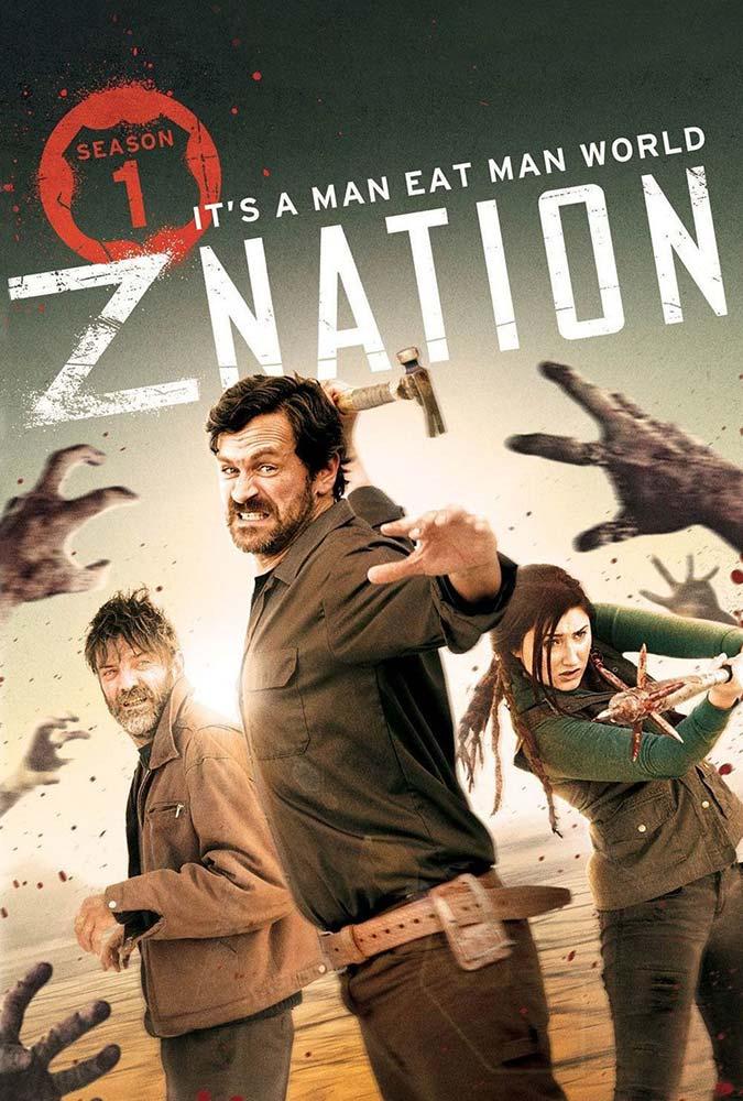Z Nation Temporada 1 Completa HD 1080p Latino