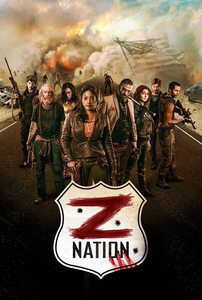 Z Nation Temporada 2 Completa HD 1080p Latino