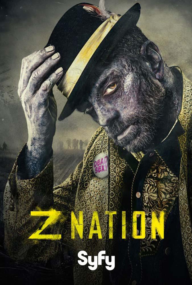 Z Nation Temporada 3 Completa HD 1080p Latino