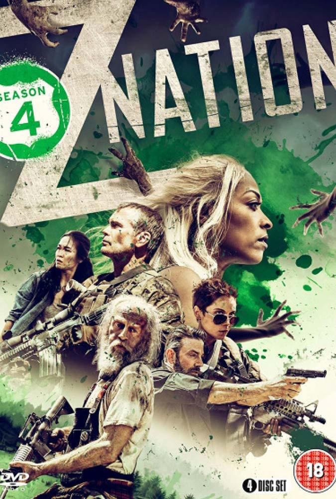 Z Nation Temporada 4 Completa HD 1080p Latino