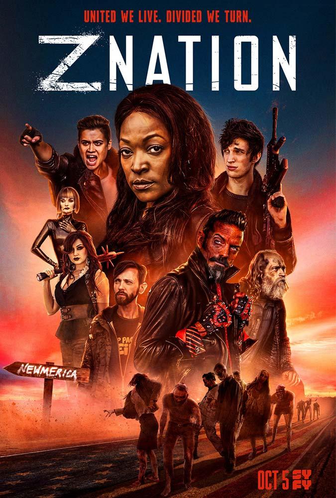 Z Nation Temporada 5 Completa HD 1080p Latino