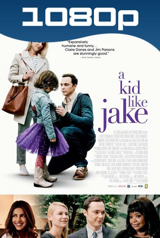 A Kid Like Jake (2018) HD 1080p Latino