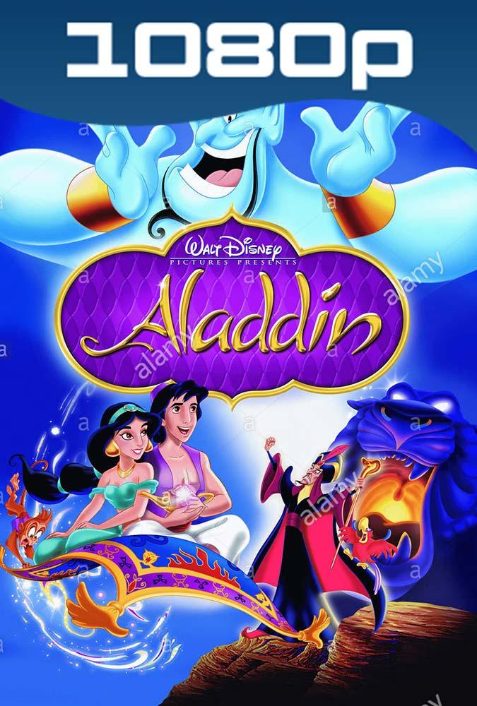 Aladdin (1992) HD 1080p Latino