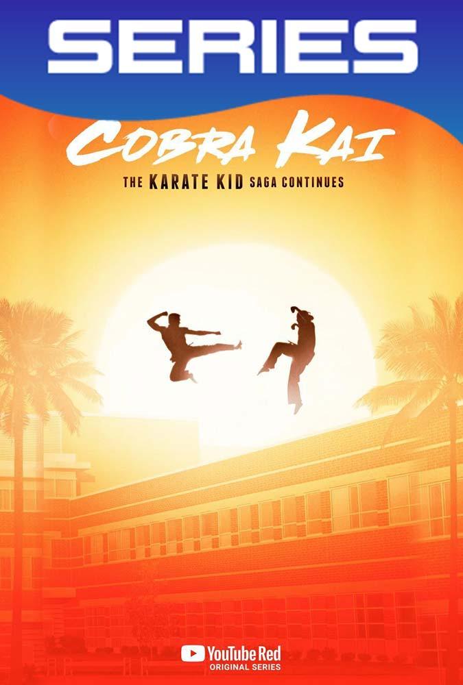 Cobra Kai Temporada 1 Completa HD 1080p