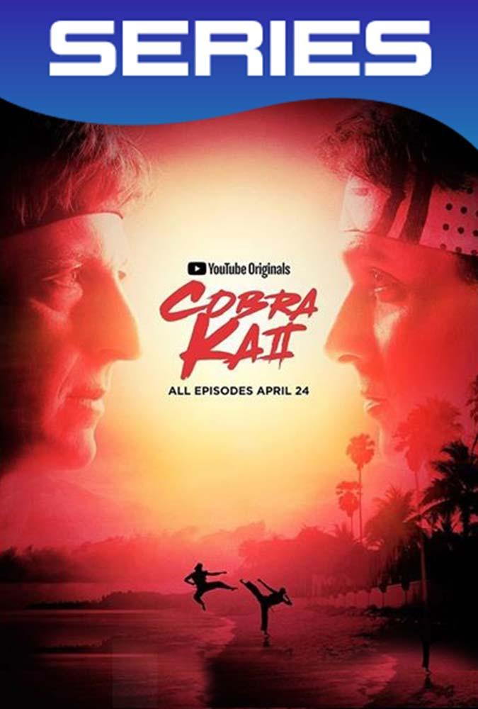 Cobra Kai Temporada 2 Completa HD 1080p