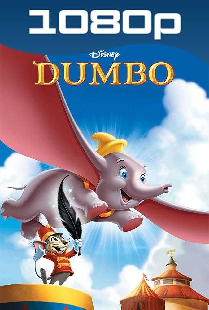 Dumbo (1941) HD 1080p Latino