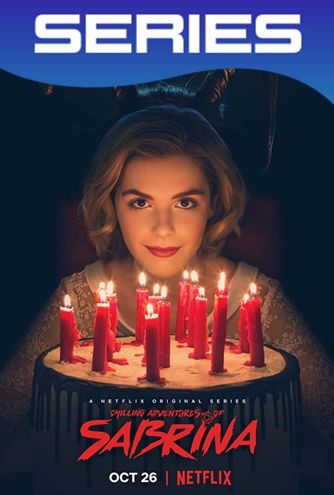 El Mundo Oculto de Sabrina Temporada 1 Completa HD 1080p Latino