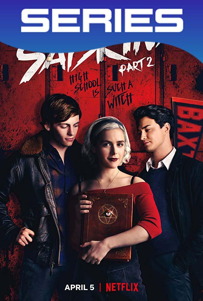 El Mundo Oculto de Sabrina Temporada 2 Completa HD 1080p Latino
