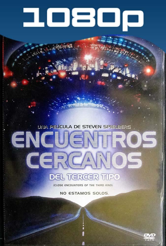 Encuentros cercanos del tercer tipo (1977) HD 1080p Latino