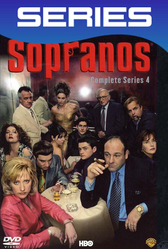 Los Soprano Temporada 4 Completa HD 1080p latino