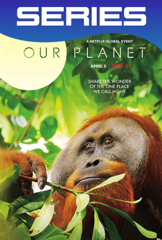 Nuestro planeta Temporada 1 Completa HD 720p Latino