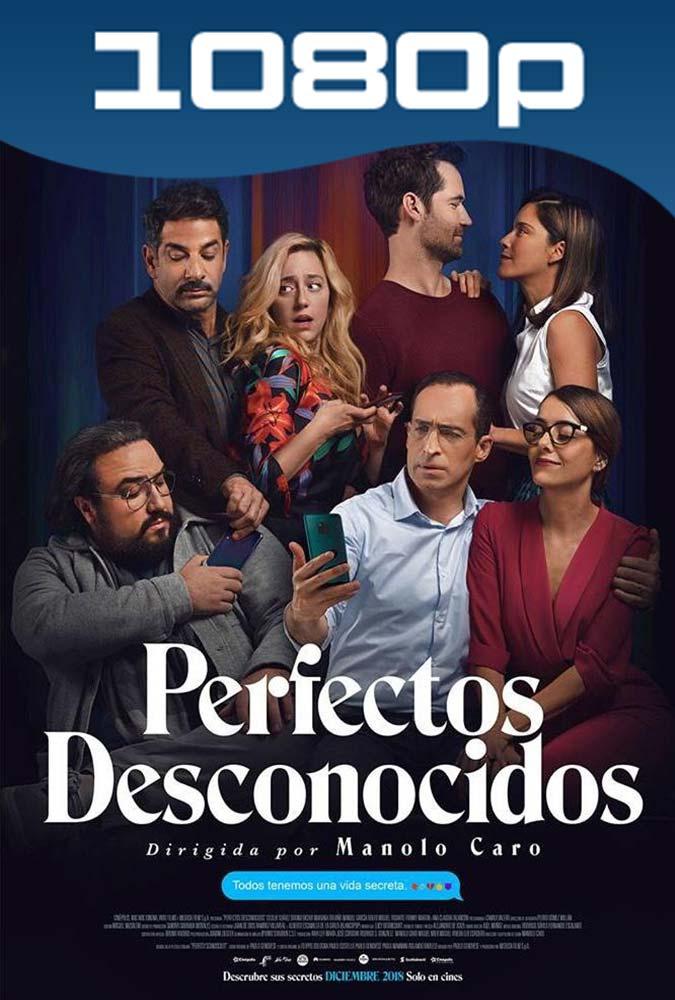 Perfectos Desconocidos (2018) HD 1080p Latino