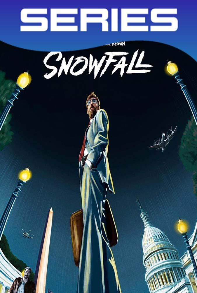 Snowfall Temporada 1 Completa HD 1080p Latino