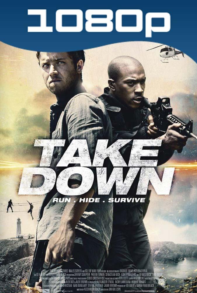 Take Down (Billionaire Ransom) (2016) HD 1080p Latino