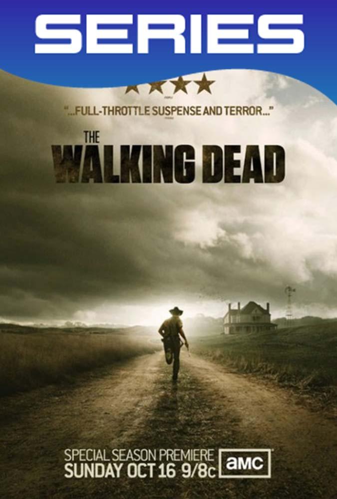 The Walking Dead Temporada 2 Completa  HD 1080p Latino