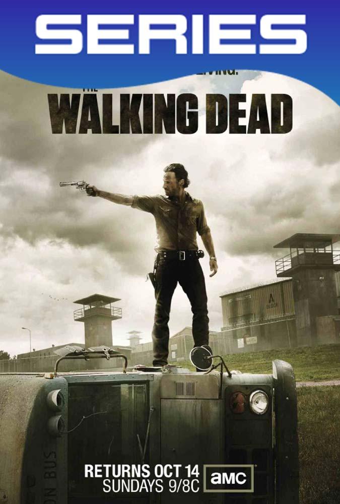 The Walking Dead Temporada 3 Completa Dual 1080p Latino