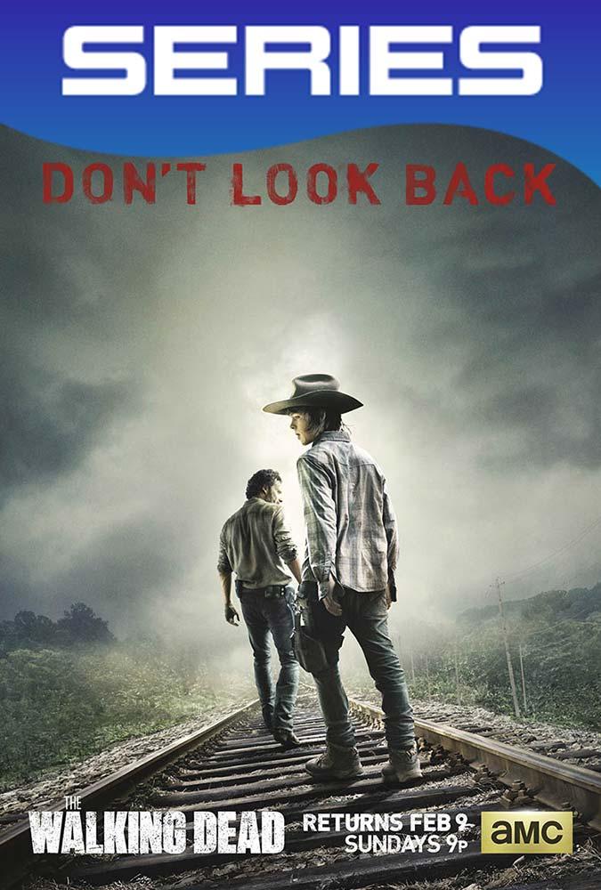 The Walking Dead Temporada 4 Completa Dual 1080p Latino