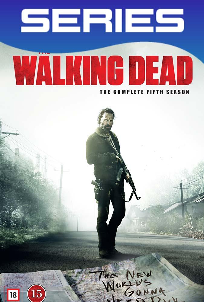 The Walking Dead Temporada 5 Completa Dual 1080p Latino