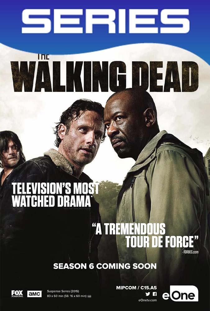 The Walking Dead Temporada 6 Completa Latino