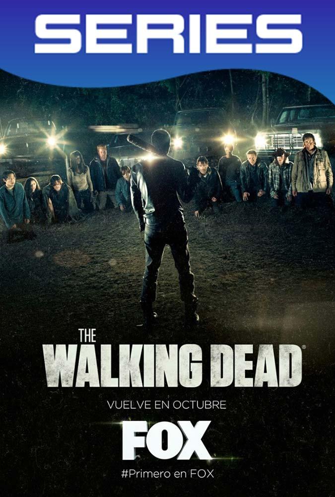 The Walking Dead Temporada 7 Completa HD 1080p Latino