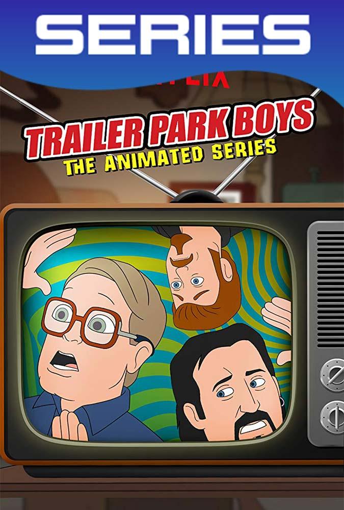 Trailer Park Boys The Animated Series Temporada 1 Completa HD 1080p Latino