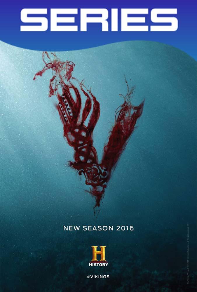 Vikings Temporada 4 serie completa 1080p HD Latino