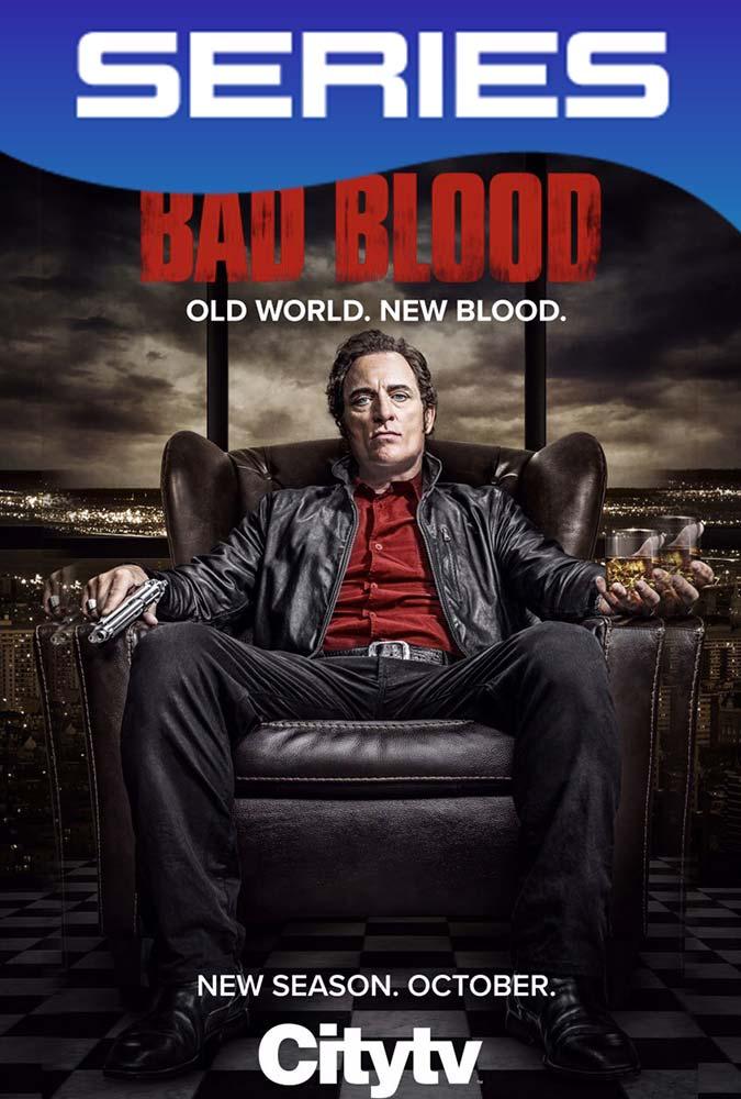 Bad Blood Temporada 2 Completa HD 1080p Latino