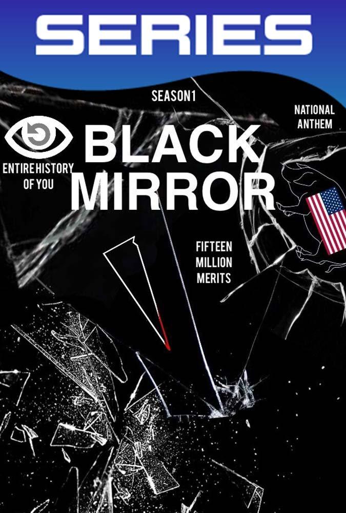 Black Mirror Temporada 1 Completa HD 720p Latino