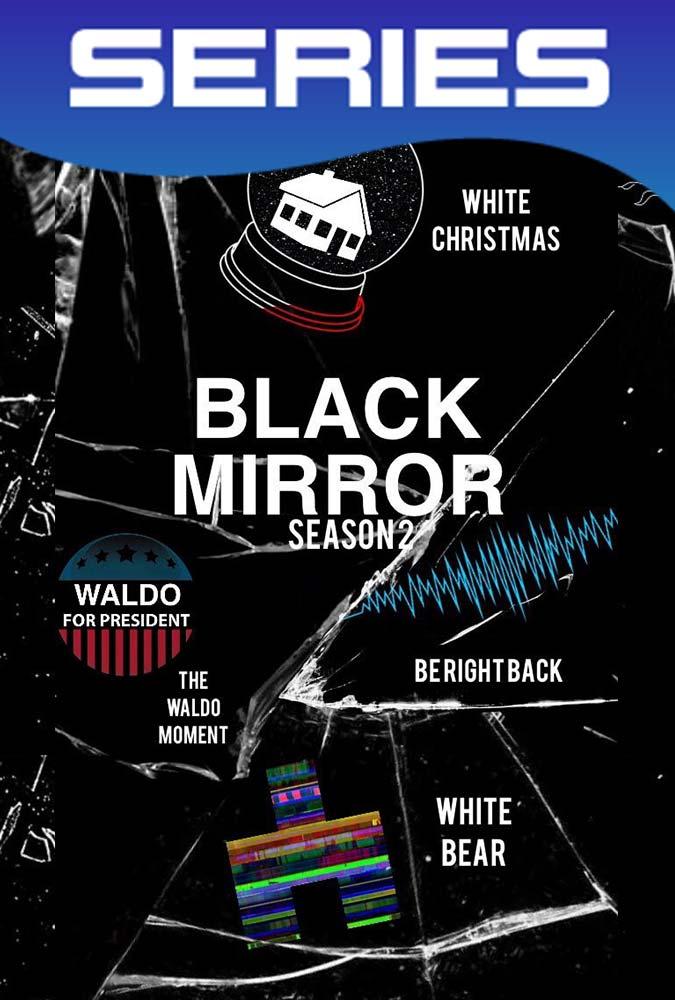Black Mirror Temporada 2 Completa HD 720p Latino