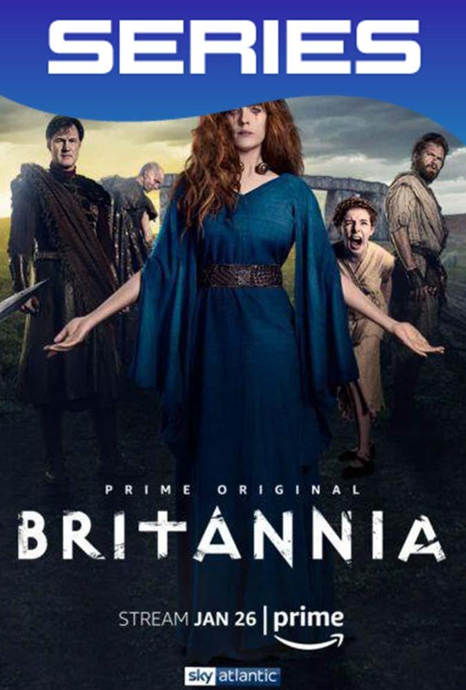 Britannia Temporada 1 Completa HD 1080p Sub Latino
