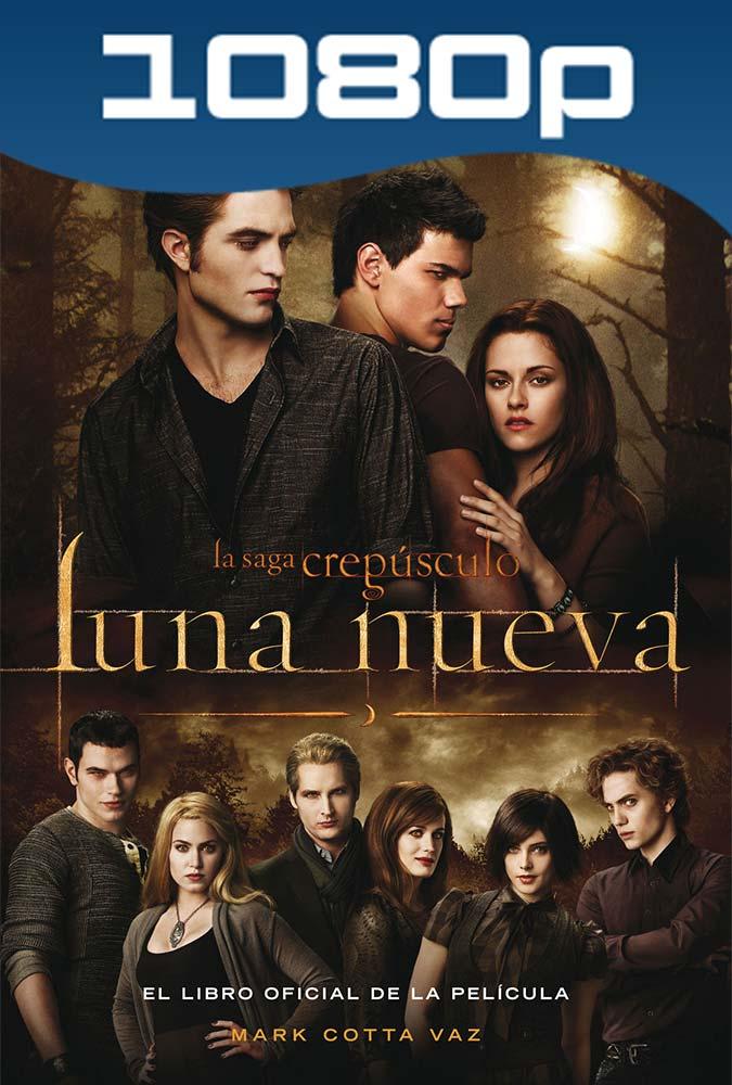 Crepusculo 2 Luna Nueva (2009) HD 1080p Latino