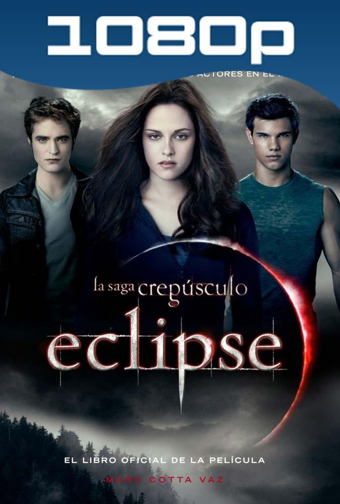Crepusculo 3 Eclipse (2010) HD 1080p Latino