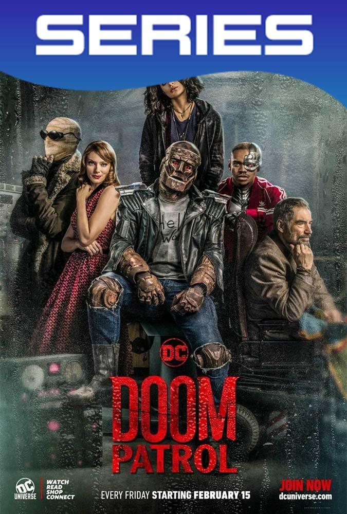 Doom Patrol Temporada 1 Completa HD 1080p Latino