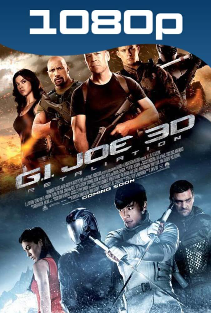 G.I. Joe La venganza (2013) HD 1080p Latino