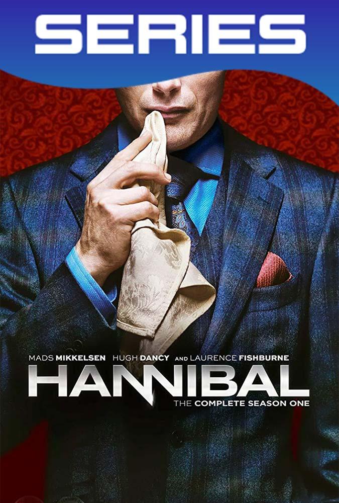 Hannibal Temporada 1 Completa HD 720p Latino