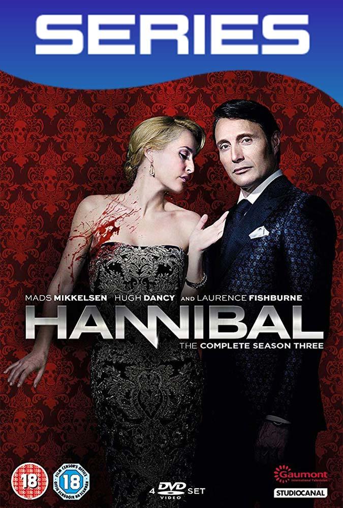 Hannibal Temporada 3 Completa HD 720p Latino